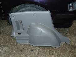 Обшивка багажника. Nissan Cube, AZ10 Двигатель CGA3DE
