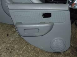 Обшивка двери. Nissan Cube, AZ10 Двигатель CGA3DE