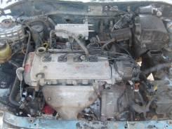 Двигатель. Toyota Tercel, EL41 Двигатель 4EFE