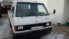 Mitsubishi Delica. Продается грузовик mitsubishi delica, 2 500 куб. см., 1 000 кг.
