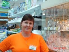 Продавец-кассир. Средне-специальное образование, опыт работы 11 лет
