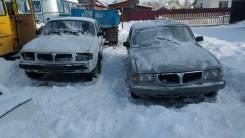 Капот. ГАЗ Волга