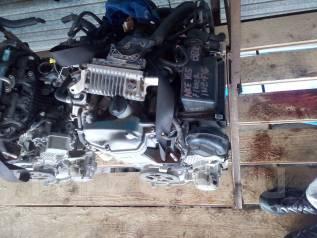 Двигатель в сборе. Toyota Corolla Axio, NKE165 Toyota Corolla Fielder, NKE165, NKE165G Двигатель 1NZFXE