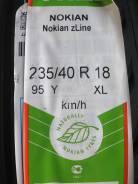 Nokian Z. Летние, без износа, 2 шт. Под заказ