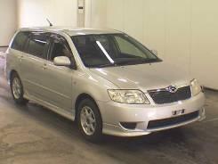 Toyota Corolla Fielder. Продам птс 2004г, v1800. серый