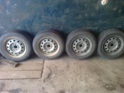 """Колёса в сборе ВАЗ, диаметр 14"""". 5.5x14 4x98.00 ET35 ЦО 58,5мм."""
