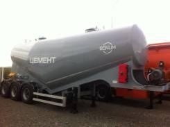 Bonum. Полуприцеп цементовоз 34 куба новый, 34 000 кг.