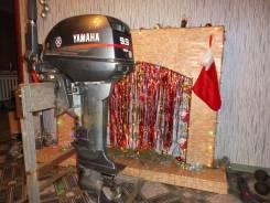 Yamaha. 18,00л.с., 2х тактный, бензин, нога S (381 мм), Год: 2010 год