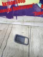Накладка на ручки дверей. Nissan March, K11