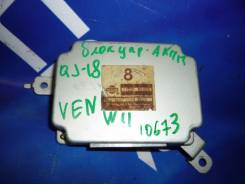 Блок управления АКПП Nissan Expert VNW11 QG18