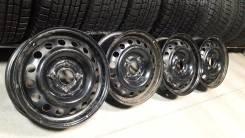 Nissan. 5.0x14, 4x100.00, ET45, ЦО 60,1мм.