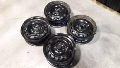 Nissan. 5.0x14, 4x100.00, ET43, ЦО 60,1мм.