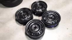 Nissan. 5.0x14, 4x100.00, ET40, ЦО 60,1мм.