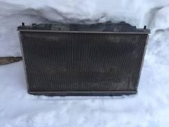 Радиатор охлаждения двигателя. Honda Civic, FD1 Двигатель R18A