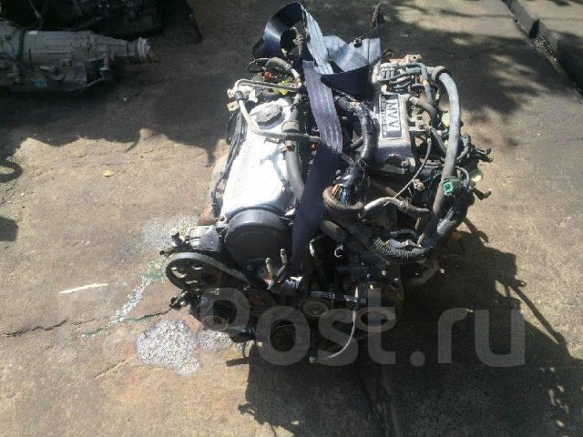 Контрактный двигатель Мицубиси 4G15 SOHC 1,5 л 16V бензин