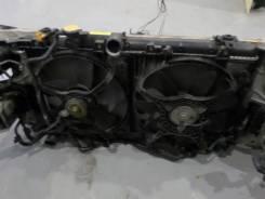 Вентилятор охлаждения радиатора. Subaru Impreza, GG2
