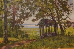Продам картину художника начала 20 века. Оригинал