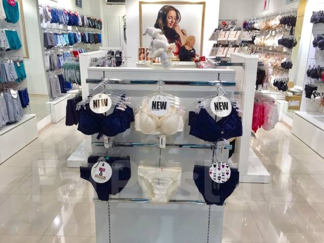 В связи с переездом продается сеть магазинов мужского и женского белья
