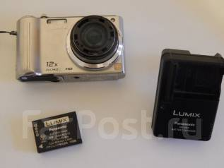 Panasonic Lumix DMC-TZ7. 8 - 8.9 Мп, зум: 12х