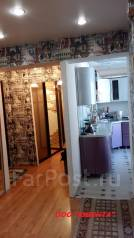 3-комнатная, улица Ладыгина 19. 64, 71 микрорайоны, проверенное агентство, 73 кв.м. Прихожая