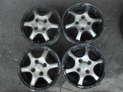 Subaru. 4.0x13, 4x100.00, ET45, ЦО 63,0мм.