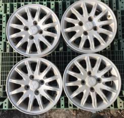 Mitsubishi. 5.5x13, 3x98.00, 4x114.30