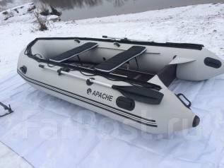 Мастер лодок Apache 3700 СК