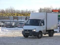 ГАЗ 172412. Газ 172412 Термос, 2 890 куб. см., 2 000 кг.