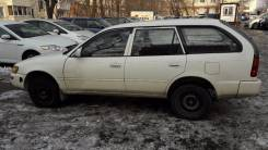 Toyota Corolla. механика, передний, 1.5 (87 л.с.), бензин, 222 868 тыс. км