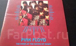 Audio CD. Pink Floyd. The Piper at the Gates of Dawn. 1967 г. 2CD. Кра