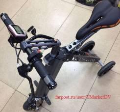 Портативный электрический велосипед (мини байк)