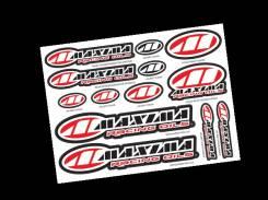 Набор логотипов Maxima
