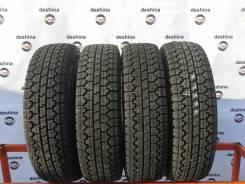 Bridgestone Blizzak VM-41. Зимние, без шипов, 1998 год, износ: 10%, 4 шт