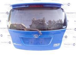 Дверь багажника. Toyota Corolla Spacio, ZZE122, ZZE124, NZE121