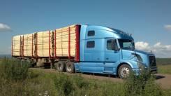 Volvo VNL 780. Тягач Вольво, 13 000 куб. см., 30 000 кг.