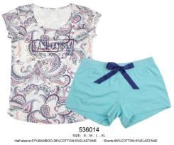 Комплект футболка + шорты. 46