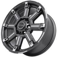 Sakura Wheels. 7.5x17, 6x139.70, ET25, ЦО 110,5мм. Под заказ