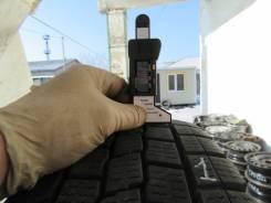 Dunlop DSV-01. Зимние, без шипов, 2009 год, износ: 20%, 4 шт