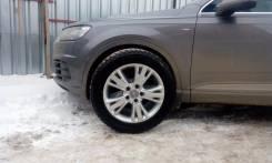 Зимние колеса Ауди Q7. x18 5x130.00 ЦО 71,6мм.