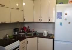 1-комнатная, квартал Мира 10. Железнодорожный, агентство, 35 кв.м. Кухня