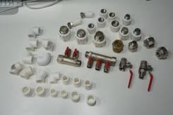 Фитинги, трубопроводная арматура.