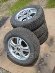 Комплект колес с зимней резиной. x15 5x114.30
