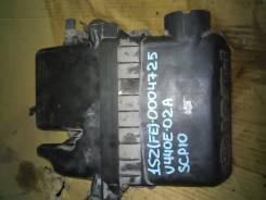 Корпус воздушного фильтра. Toyota Vitz, SCP10 Двигатель 1SZFE