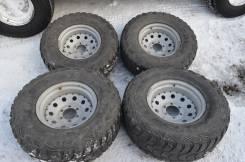 Off-Road-Wheels. 8.0x16, 6x139.70, ET-30, ЦО 110,0мм.