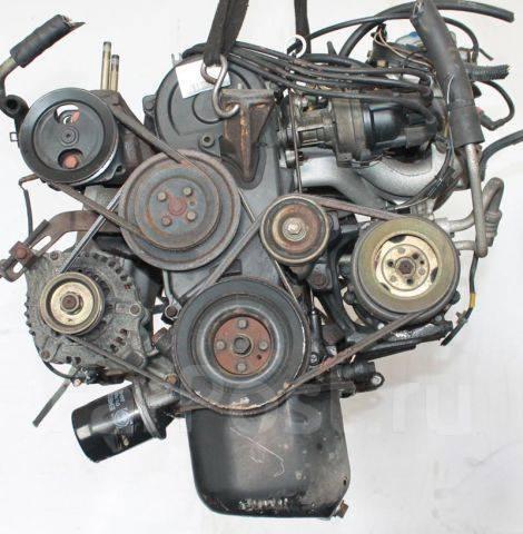 Двигатель Мицубиси 4G15 1,5 л ECI, 8V  бензин