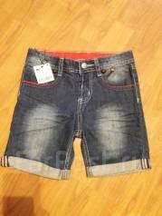 Шорты джинсовые. Рост: 110-116 см