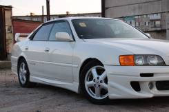 Toyota Chaser. JZX100, 1GZGTE