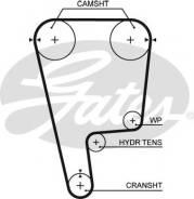 Ремень ГРМ. Honda Torneo, E-CF4, GH-CF4, GF-CF4, GH-CL1 Honda Accord, GF-CH9, GH-CL2, GF-CF4, GH-CF4, CG9, E-CD6, GH-CH9, E-CD8, E-CF4, E-CF2, GH-CL1...