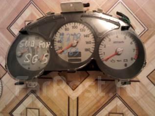 Панель приборов. Subaru Forester, SG