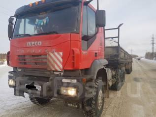 Iveco. Продам Ивеко Тракер 6х6 вездеход, 13 000 куб. см., 85 000 кг.